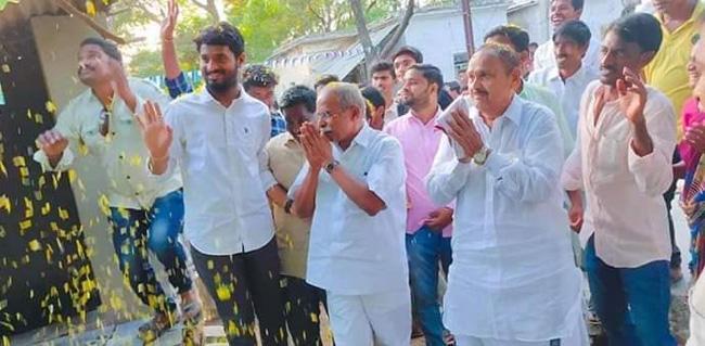 Gadikota Srikanth Reddy Condole To YS Vivekananda Reddy - Sakshi
