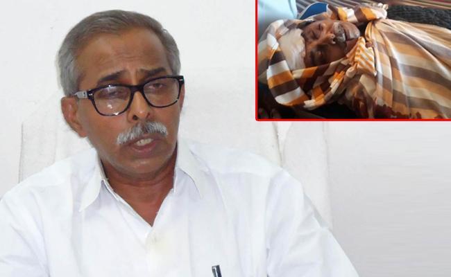 YS Vivekananda Reddy PA Complaint To Police - Sakshi