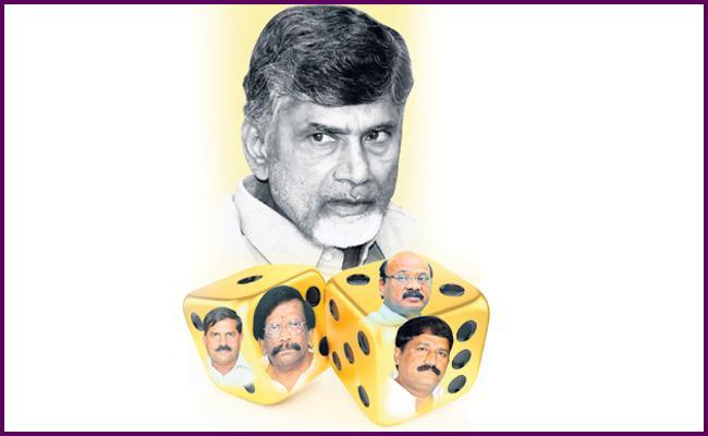 Some ministers do not know where to contest - Sakshi
