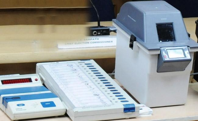 SC Issues Notice To Ec On VVPAT Verification - Sakshi