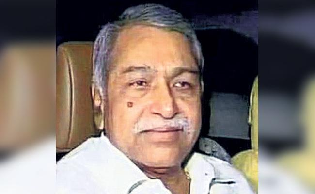 No Ticket For Gangula Prathap Reddy in TDP - Sakshi