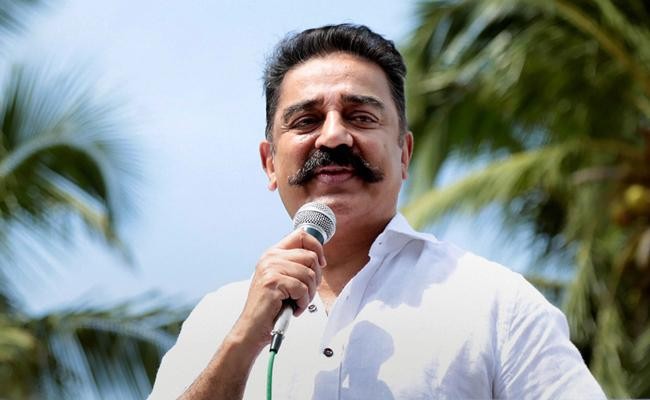Kamal Haasan Questioning The Silence Of Ministers Over Pollachi Molestation Case - Sakshi