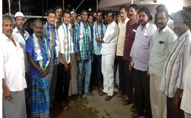Soollurupeta MLA Kiliveti Sanjeevaiah Campaign In Naidupeta Town - Sakshi