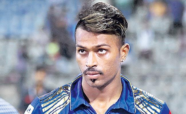 Haridk Pandya again received fitness - Sakshi