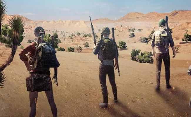 Ten Members Arrested For Playing PUBG In Rajkot - Sakshi