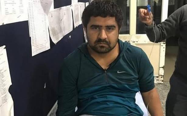 Sharp Shooter Arrested In Delhi - Sakshi