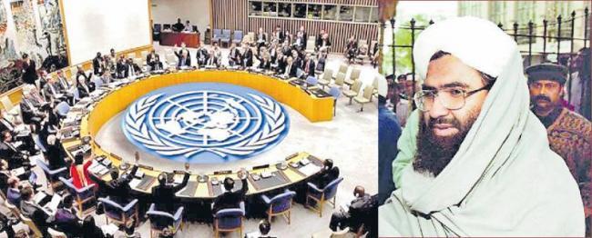 China again blocks bid at UN to list Masood Azhar as global terrorist - Sakshi