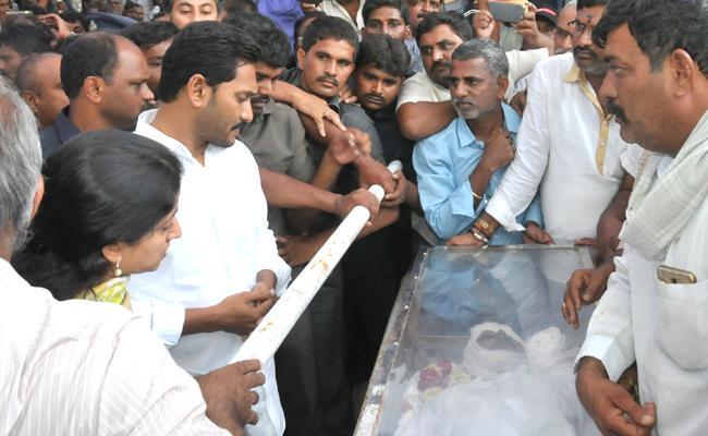 YS Vivekananda Reddy Brutal Murder YSR Kadapa - Sakshi
