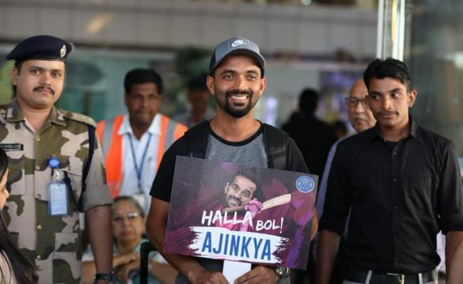 If I do well in IPL, the World Cup spot will come, Rahane - Sakshi