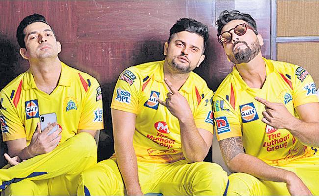 IPL 2019: No yo-yo test for Chennai Super Kings players - Sakshi