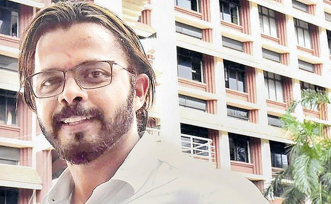 SC has given me a lifeline by lifting life ban: Sreesanth - Sakshi