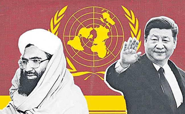 Shekhar Gupta Article On China Towards Masood Azhar - Sakshi