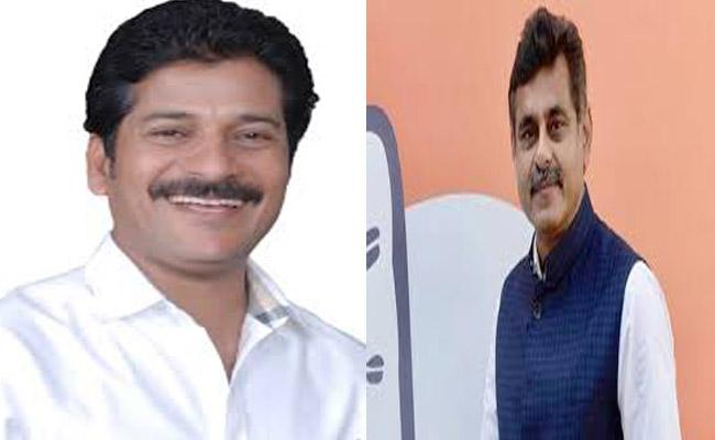 Congress Announced Seats For Revanthreddy And Sitting MP Konda Vishweshwar Reddy - Sakshi