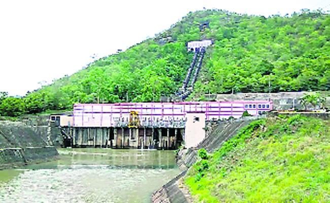 Interrupt Hydroelectric Project In Sileru - Sakshi