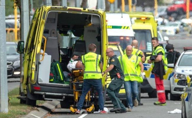 Editorial On New Zealand Christchurch Attack Incident - Sakshi