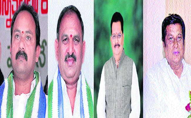 Political Leaders Are Famous Of Their Nicknames - Sakshi
