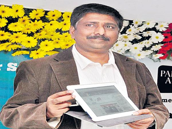 Notices to Ashok  for the third time - Sakshi
