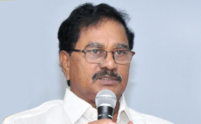 Minister Somireddy Wrong Allegations On Me Says Adala Prabhakar Reddy - Sakshi