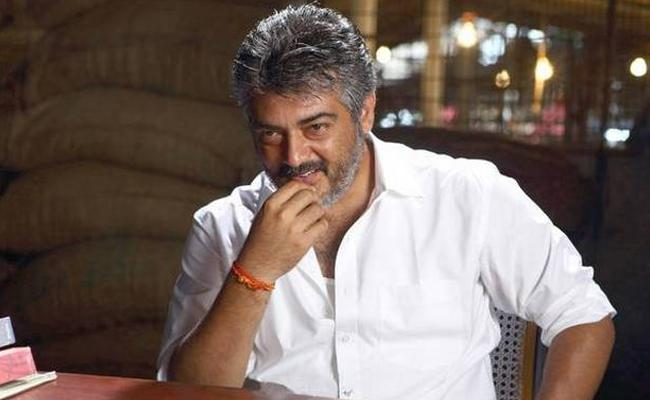 Ajith Next Has a Political Backdrop - Sakshi