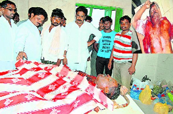 The Telugu Desam Party Leaders Are Led To Murder Politics - Sakshi