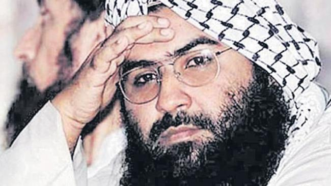 China veto decision to declare Masood Azhar a global terrorist - Sakshi