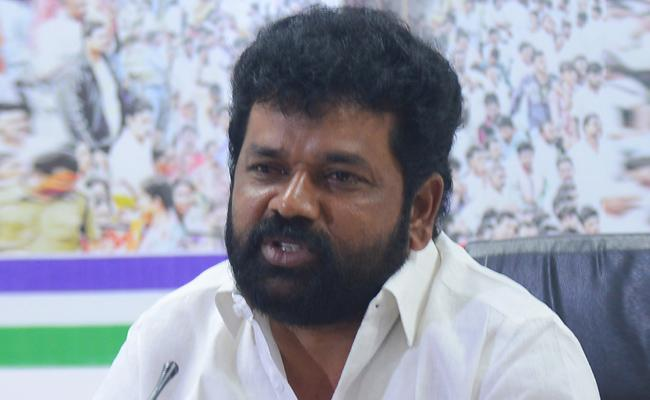 Bapatla YSRCP MP Candidate Suresh Says We Will WIn Definitely - Sakshi