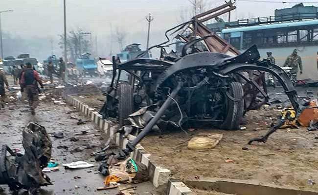 Sakshi Article On Pulwama attack