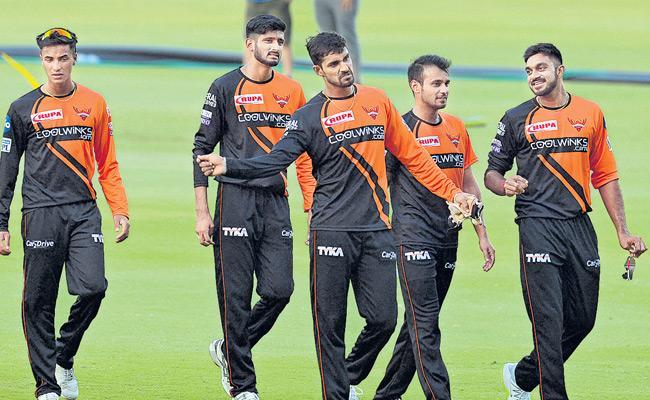 Sunrisers Hyderabad Tickets for IPL 2019 Online - Sakshi