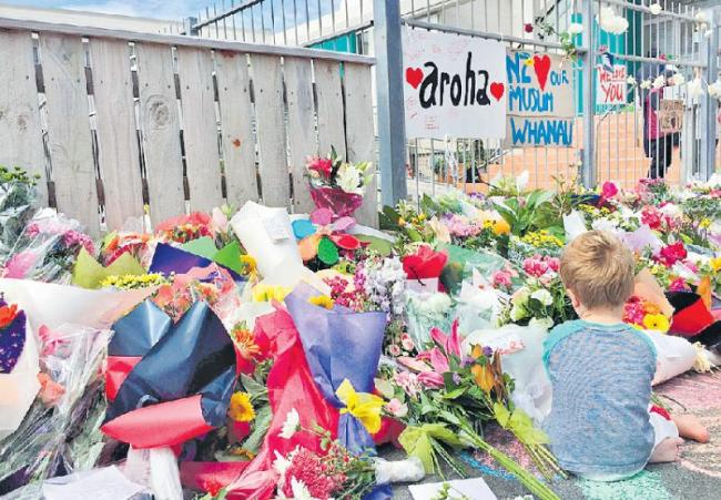 New Zealand terror attack at mosques in Christchurch - Sakshi