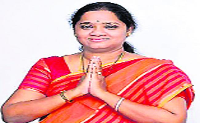 Chinta Anuradha  Is a Candidate For Amalapuram Lok Sabha Candidate - Sakshi
