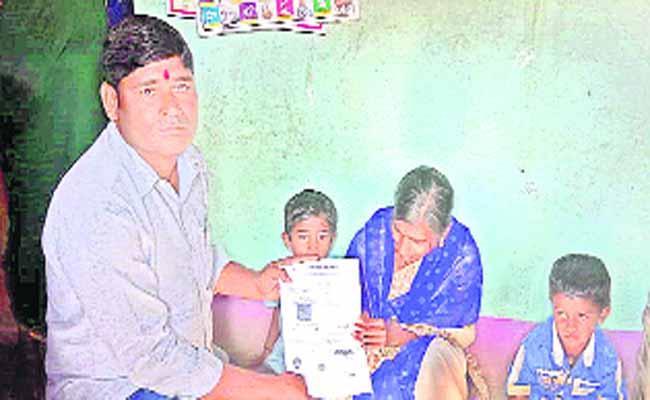 Telangana Worker Died in Dubai  - Sakshi