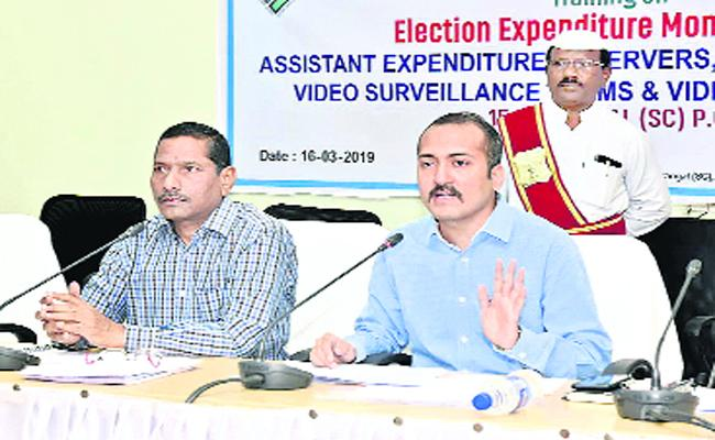 Election Campaign Cost Rs 70 Lakh Said Patil - Sakshi