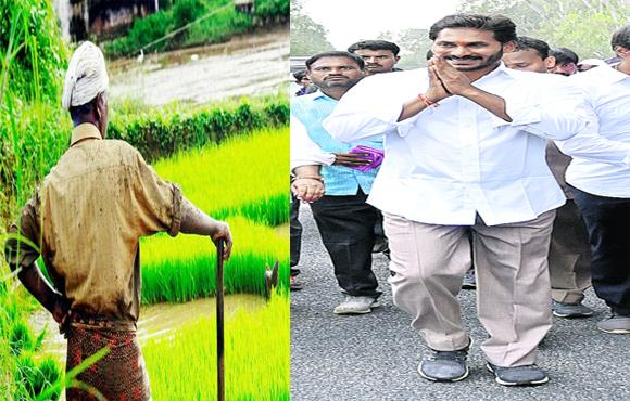 YS Jagan Election Promises Keeps Farmers King - Sakshi