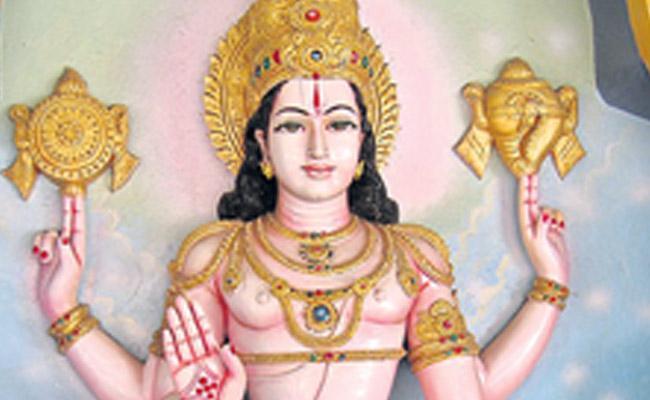 Maha Vishnu is the second incarnation of Dasavataras - Sakshi