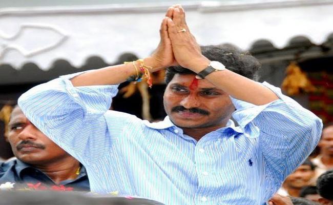 YS Jagan Comes For  Election Campaign In Ambajipeta - Sakshi