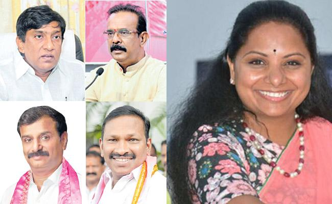 The selection of TRS Loksabha candidates for the final phase - Sakshi