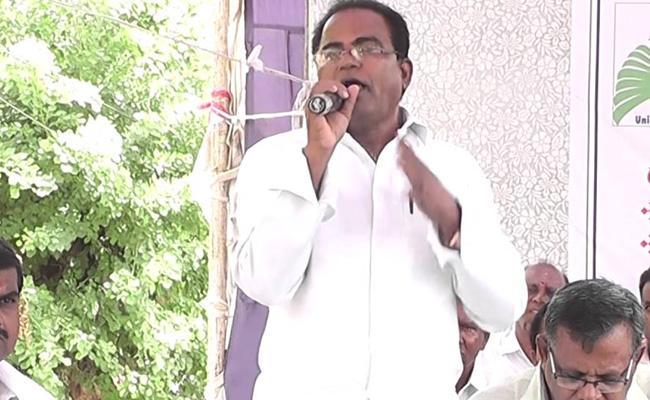 Congress Senior Leader Arepally Mohan Join In TRS - Sakshi