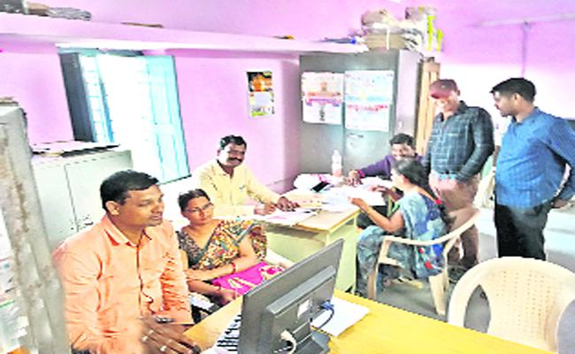 Mptc,Zptc Elections Mania In Mandals - Sakshi