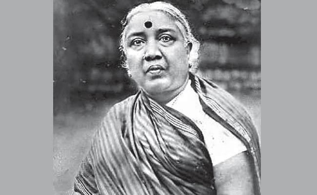 Article On Legend Sangam Laxmi Bai - Sakshi
