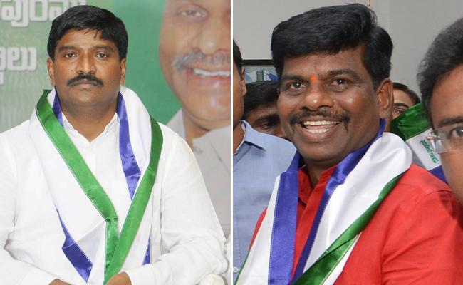 Anantapur And Hindupur YSRCP MP Candidates Are BC - Sakshi