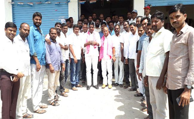 Trs Will Win The All Lok Sabha Seats - Sakshi