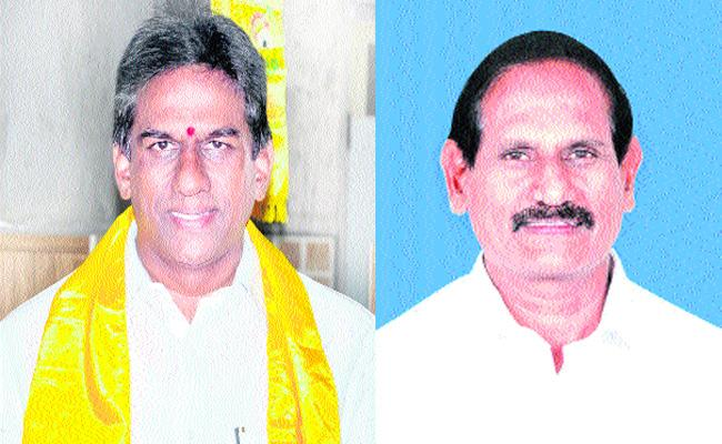 Brother Differences In TDP In Nidadavolu About Assembly Tickets - Sakshi