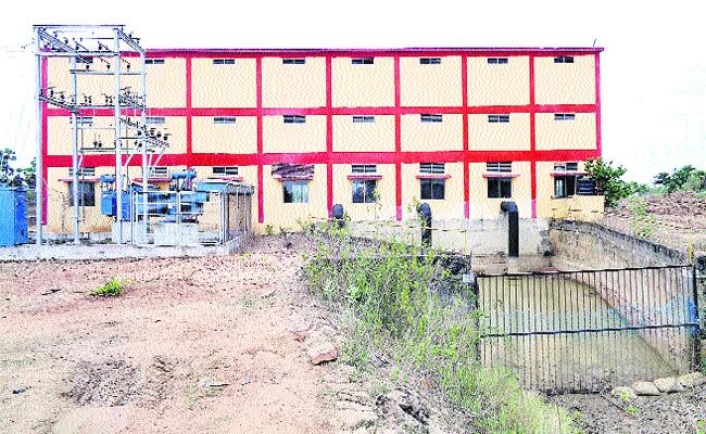 Giramma Lift Irrigation Project Has Been Soul With Keen - Sakshi