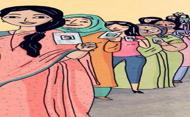 Womens Votes Are Decide All Parties Success - Sakshi
