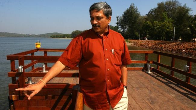 Manohar Parrikar Proved Human Mind Can Overcome Any Disease - Sakshi