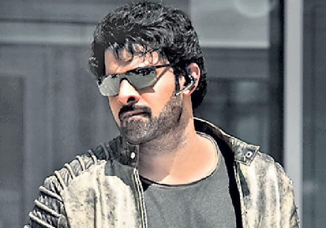 Prabhas Saaho Release Date on 15th August 2019 - Sakshi