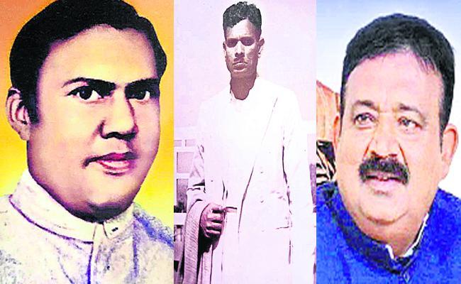 Three  MLA Candidates First Political Entry Rajampeta Constituency - Sakshi