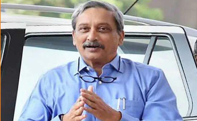 BJP Leaders Manohar Parrikar Political History In Sakshi