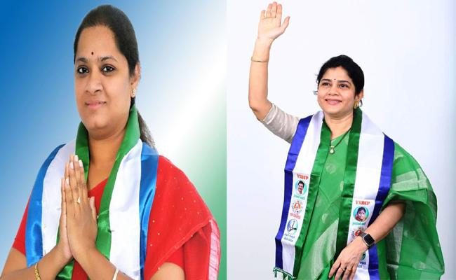 Amthalapuram Parliament's Fourth Woman Candidate to Contest From the YSRCP in The Current Election Anuradha - Sakshi