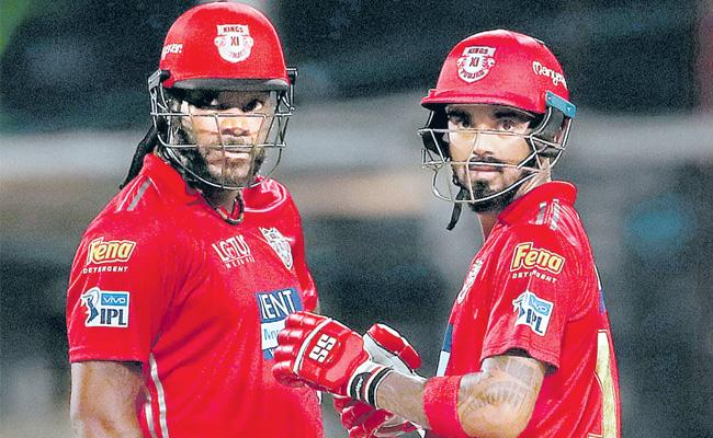 Kings xi punjab team Ipl League is limited to the stage - Sakshi